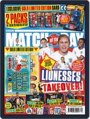 Match Of The Day (Digital) Subscription October 29th, 2019 Issue