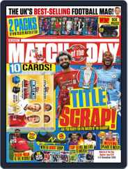 Match Of The Day (Digital) Subscription November 5th, 2019 Issue