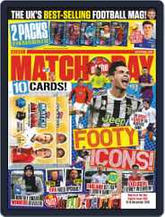 Match Of The Day (Digital) Subscription November 12th, 2019 Issue