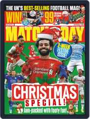 Match Of The Day (Digital) Subscription November 19th, 2019 Issue