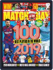 Match Of The Day (Digital) Subscription November 26th, 2019 Issue