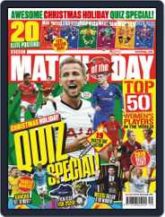 Match Of The Day (Digital) Subscription December 24th, 2019 Issue