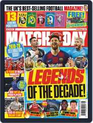 Match Of The Day (Digital) Subscription December 31st, 2019 Issue