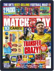 Match Of The Day (Digital) Subscription January 14th, 2020 Issue