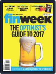 Finweek - English (Digital) Subscription December 29th, 2016 Issue
