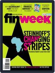 Finweek - English (Digital) Subscription October 19th, 2017 Issue