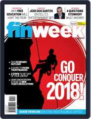 Finweek - English (Digital) Subscription January 18th, 2018 Issue
