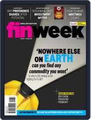 Finweek - English (Digital) Subscription October 25th, 2018 Issue