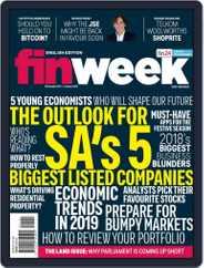 Finweek - English (Digital) Subscription December 20th, 2018 Issue