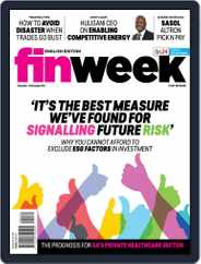 Finweek - English (Digital) Subscription November 7th, 2019 Issue