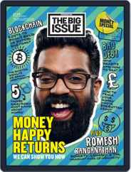 The Big Issue (Digital) Subscription October 8th, 2018 Issue