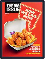 The Big Issue (Digital) Subscription May 27th, 2019 Issue