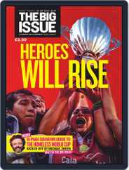 The Big Issue (Digital) Subscription July 22nd, 2019 Issue