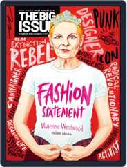 The Big Issue (Digital) Subscription August 19th, 2019 Issue