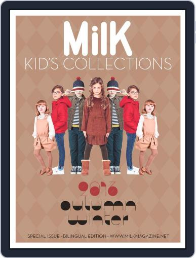 Milk Kid's Collections (Digital) June 13th, 2013 Issue Cover