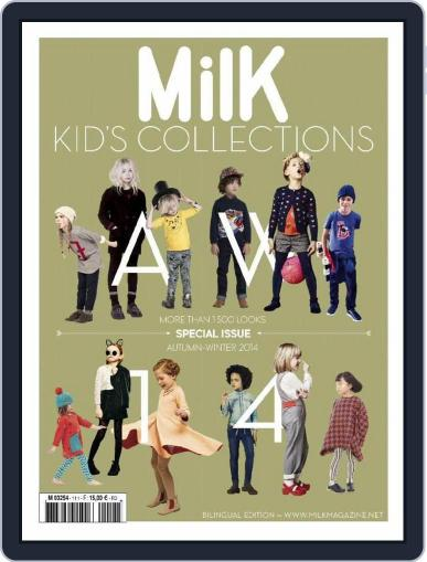Milk Kid's Collections (Digital) June 15th, 2014 Issue Cover