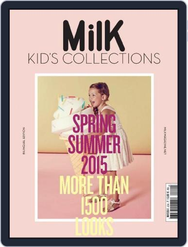 Milk Kid's Collections (Digital) January 1st, 2015 Issue Cover