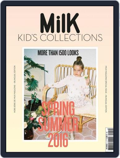 Milk Kid's Collections (Digital) January 8th, 2016 Issue Cover
