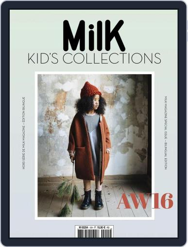 Milk Kid's Collections (Digital) June 20th, 2016 Issue Cover