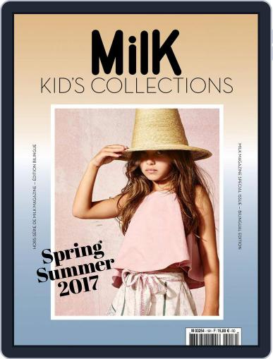 Milk Kid's Collections (Digital) January 1st, 2017 Issue Cover