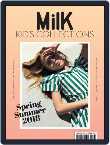 Milk Kid's Collections (Digital) January 1st, 2018 Issue Cover