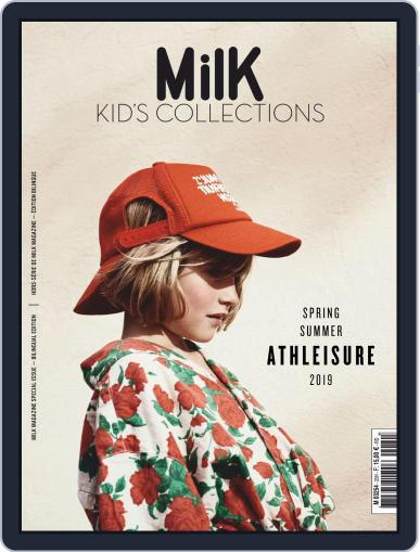 Milk Kid's Collections (Digital) January 1st, 2019 Issue Cover