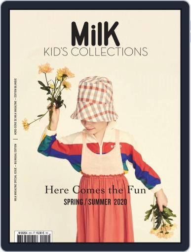 Milk Kid's Collections (Digital) March 1st, 2020 Issue Cover