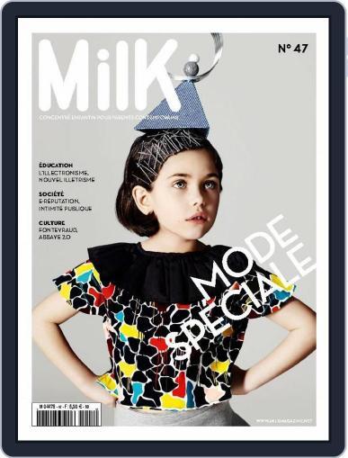 Milk December 31st, 2014 Digital Back Issue Cover