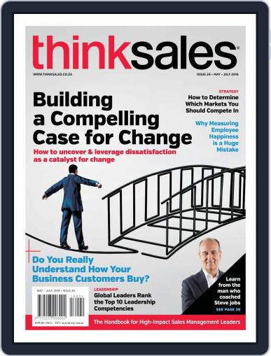 ThinkSales (Digital) May 4th, 2016 Issue Cover