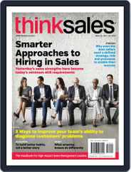 ThinkSales (Digital) Subscription August 1st, 2016 Issue