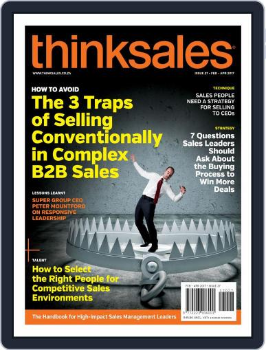 ThinkSales (Digital) March 29th, 2017 Issue Cover