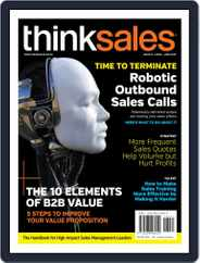 ThinkSales (Digital) Subscription April 1st, 2018 Issue