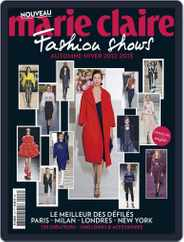 Marie Claire Fashion Shows (Digital) Subscription May 3rd, 2012 Issue