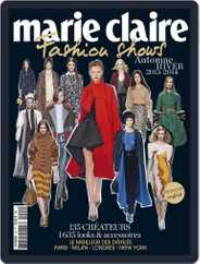 Marie Claire Fashion Shows (Digital) Subscription April 26th, 2013 Issue