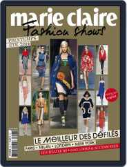Marie Claire Fashion Shows (Digital) Subscription December 2nd, 2013 Issue