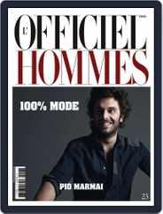 L'officiel Hommes Paris (Digital) Subscription March 15th, 2011 Issue