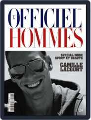 L'officiel Hommes Paris (Digital) Subscription June 28th, 2011 Issue