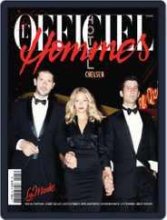 L'officiel Hommes Paris (Digital) Subscription September 28th, 2011 Issue