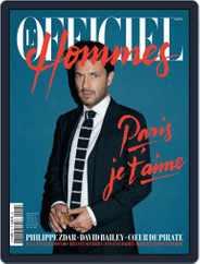 L'officiel Hommes Paris (Digital) Subscription December 12th, 2011 Issue