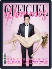 L'officiel Hommes Paris (Digital) Subscription December 5th, 2012 Issue