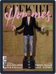 L'officiel Hommes Paris (Digital) Subscription March 14th, 2014 Issue