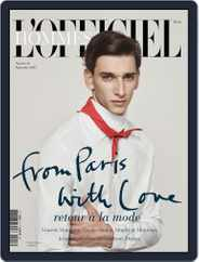 L'officiel Hommes Paris (Digital) Subscription September 17th, 2015 Issue