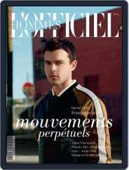 L'officiel Hommes Paris (Digital) Subscription March 10th, 2016 Issue