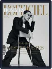 L'officiel Hommes Paris (Digital) Subscription December 1st, 2016 Issue