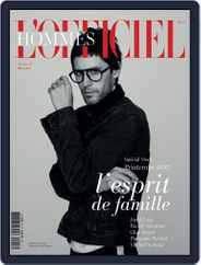 L'officiel Hommes Paris (Digital) Subscription March 1st, 2017 Issue