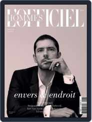L'officiel Hommes Paris (Digital) Subscription June 1st, 2017 Issue