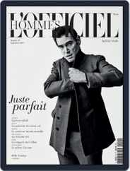 L'officiel Hommes Paris (Digital) Subscription September 1st, 2017 Issue