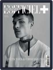L'officiel Hommes Paris (Digital) Subscription October 1st, 2017 Issue