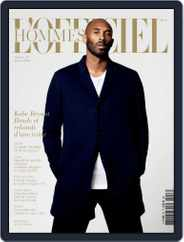 L'officiel Hommes Paris (Digital) Subscription February 1st, 2018 Issue
