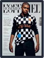 L'officiel Hommes Paris (Digital) Subscription June 1st, 2018 Issue